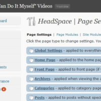 Headspace2 Video Tutorial