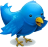 Twitter feed, click to receive the feed to your Twitter timeline